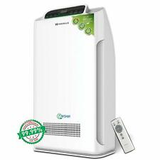 Havells Freshia AP-40 80-Watt Air Purifier with Remote (White/Black)