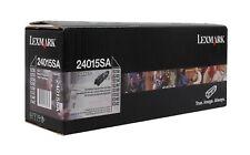 LEX24015SA 2PK Lexmark 24015SA Toners 814791 Cartridges