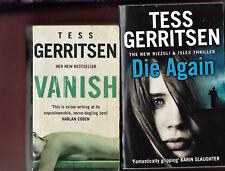 Vanish/Die Again - Tess Gerritsen