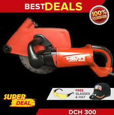 Hilti Dch 300 Electric Diamond Cutters Preowned Free Hat Fast Ship