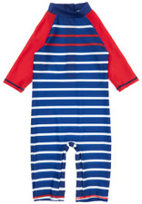 BOYS SUN SWIMSUIT UV40 PROTECTION SUNSAFE 3-4 YEARS SURFSUIT NEW BNWT