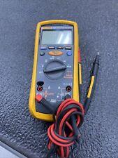 Fluke 1587 Fc 2 in 1 Handheld Digital Insulation Multimeter