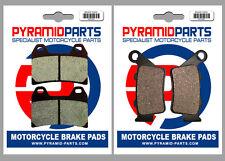 KTM 640 Duke 03-06 Front & Rear Brake Pads Full Set (2 Pairs)