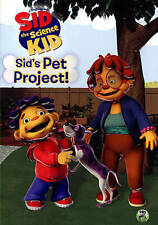 Sid the Science Kid: Sid's Pet Project DVD, Animated,