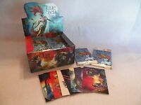 Julie Belle Fantasy Art Trading Cards Unopened 72 Pack  2box worth no box