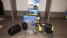 Sony Cyber Shot DSC-P9 Digital Camera With Marine Pack