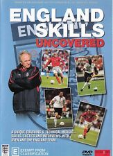 SOCCER DVD -2003-England Skills Uncovered-Soccer FA Learning