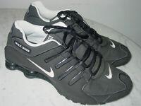 2013 Mens Nike Shox NZ SL Black/White Running Shoes! Size 10.5 $160.00