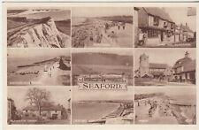 Postcard 1900s Seaford unused