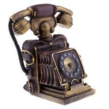 MagiDeal Vintage Antique 50er Jahre Phone Retro Wählscheibe Telefon 7111 30