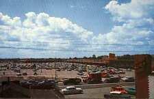 NORFOLK VA early SOUTHERN SHOPPING CENTER postcard