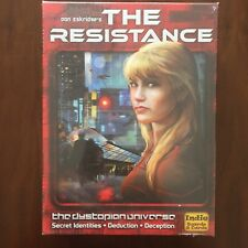 The Resistance by Indie Boards & Cards First Edition Deduction Game