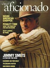 Cigar Aficionado June 2005 Jimmy Smits Vg 010317DBE