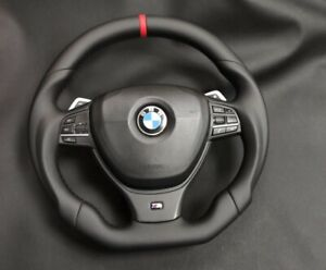 BMW f10 steering wheel with pedal shifters