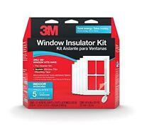 3M 2141W Indoor 5-Window Insulator Kit