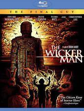 THE WICKER MAN NEW BLU-RAY