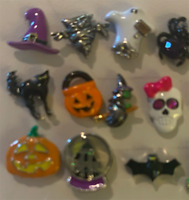 Origami Owl **Fall & Halloween** Charms