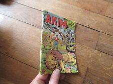 PETIT FORMAT BD AKIM 107 mon journal 1964
