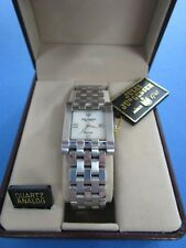 Jules Jurgensen Ladies Wrist Watch with Mother of Pearl Face, , Original Box NEW
