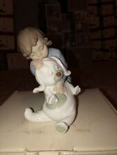 "Nao By Lladro ""Good Night Kiss"" 02001408"