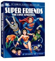 Superfriends - Superfriends: The Lost Episodes [New DVD]