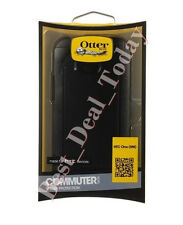 OEM Otterbox Commuter Series Shell Case Cover Fit For HTC 1 One 2 II M8 Black