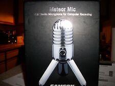 Samson Meteor Mic - USB Professional Microphone NEW