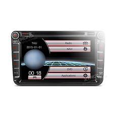 "AUTORADIO 8"" VW PASSAT SEAT GOLF POLO CADDY TIGUAN GPS RDS USB XTRONS BLUETOOTH"
