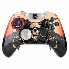SCARLET Xbox One ELITE Rapid Fire Modded Controller 40 Mods for COD Destiny More
