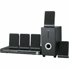 Curtis DVD5088 5.1 Channel Home Theater System