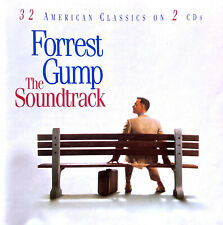 Compilation 2xCD Forrest Gump (The Soundtrack) - Europe (EX+/VG)