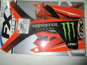 kit déco MONSTER neuf pour KTM SX / SX-F 2011 2012 + EXC / EXC-F 2011 2012 2013