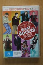 The Boat That Rocked (DVD, 2009)     Preowned (D190)