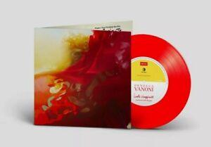 ORNELLA VANONI - Isole Viaggianti - 45giri autografato numerato - Vinile Rosso