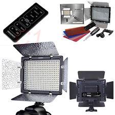Yongnuo YN-300 II Pro LED Video Light  Camera Camcorder For Canon Nikon +Control