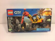 Lego City Mining Power Splitter 60185 Damaged Box