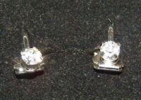 SCREAM QUEENS CHANEL #8 RILEY MCKENNA WEINSTEIN Production WORN Earrings (A4)