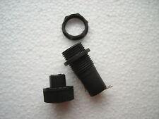 Sicherungshalter für Feinsicherung 20 x 5 mm  geschraubt