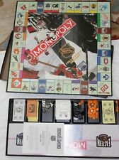 MONOPOLY NFL COLLECTORS EDITION GAME ~ COMPLETE