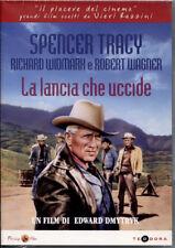 LA LANCIA CHE UCCIDE - DVD NUOVO E SIGILLATO, PRIMA STAMPA, UNICO ONLINE, RARO!