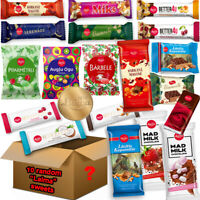 Mystery Sweet Box European Snack Chocolates Candies Laima Mix Latvian Assortment