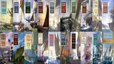 Lot of 20 Patrick O'Brian Aubrey-Maturin Complete Paperback Series