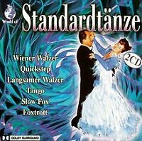 World of Standardtänze von Various | CD | Zustand gut