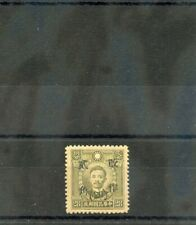 China Sc 548 d20(Sg 695c)(*)Vf Nh 1943 20/28c Olive, Kansu $225