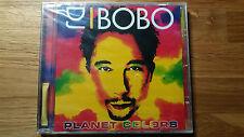 "DJ Bobo ""Planet Colors""-------NEU & OVP"