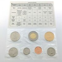 Canada 1999 Uncirculated Set Royal Canadian Mint RCM P685
