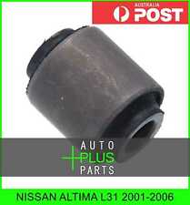 Fits NISSAN ALTIMA L31 2001-2006 Bush For Rear Axle Knuckle Hub Assembly Rubber