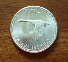 1967 $1 Canada Dollar (lot #8)