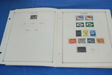 Singapore 27 Scott International Stamp Album Pages to 1990 BlueLakeStamps Useful