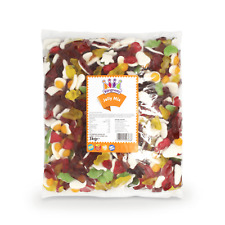 KINGSWAY JELLY MIX SWEETS PICK N MIX SWEETS Pre-Packed GLUTEN & DAIRY FREE